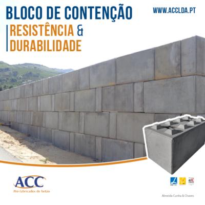 ACC Bloco de Contenção